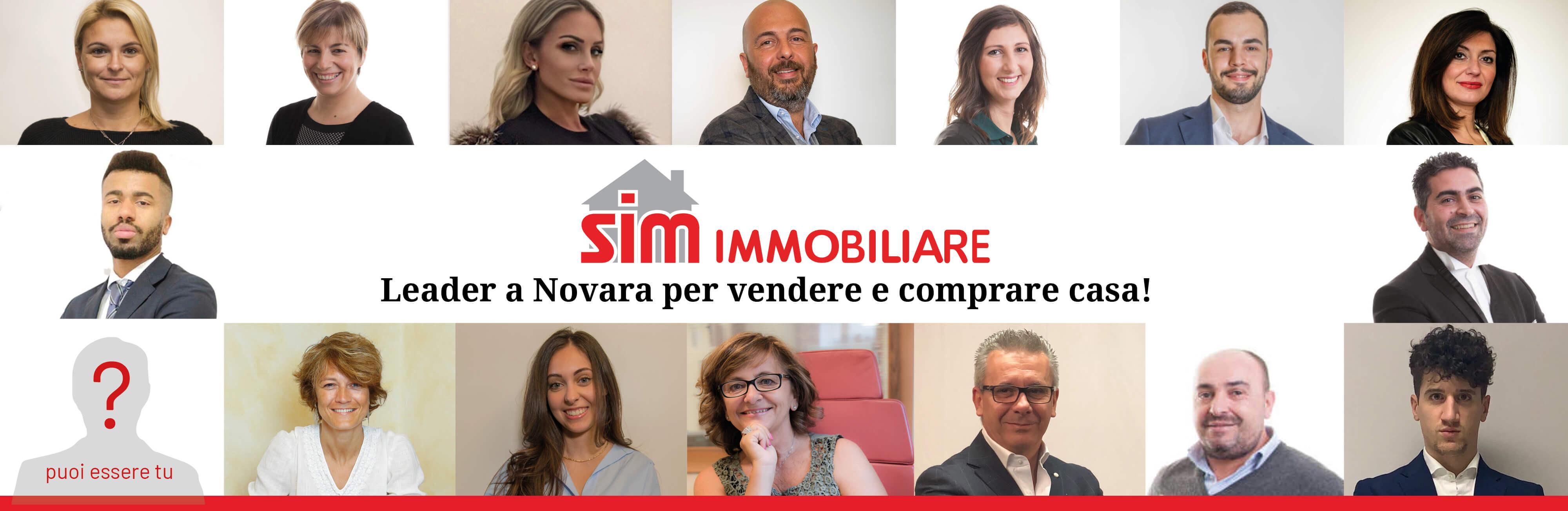 Agenzia immobiliare Novara